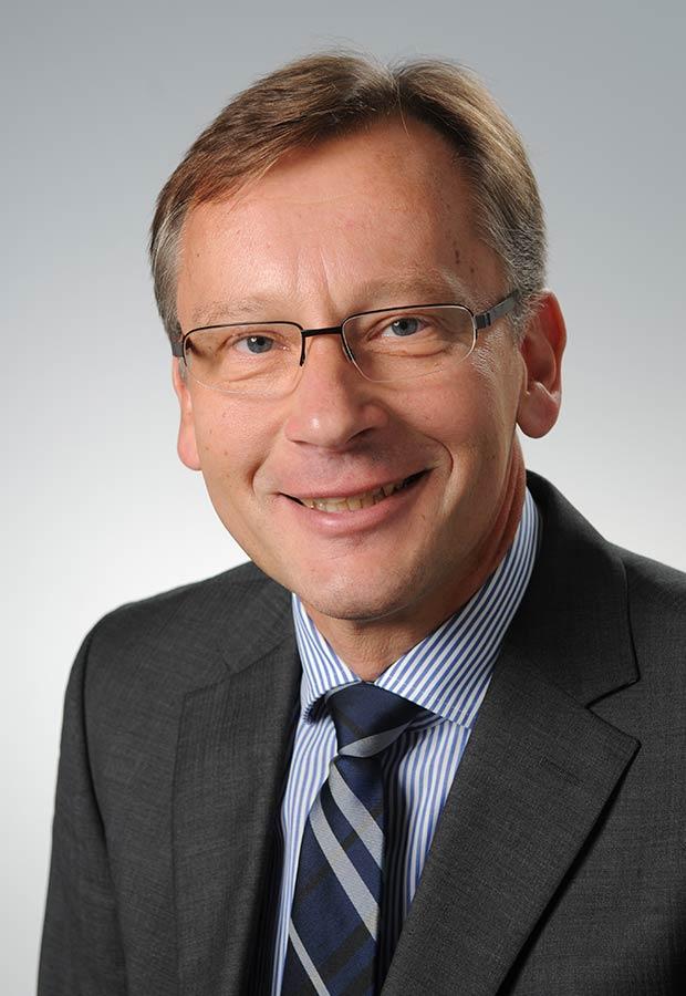 Vorstand Matthias Frenzel